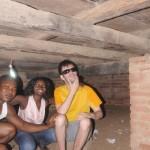 Gabriel dans la cave